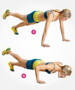 Alternating-Hand-and-Single-Leg-Push-Up